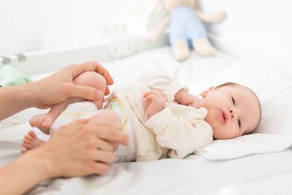 USG bioderek, USG stawów biodrowych u dzieci